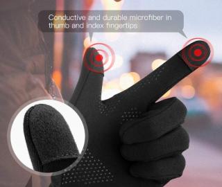 Unigear Touchscreen Handschuhe in den Größen M oder L je nur 6,99 Euro