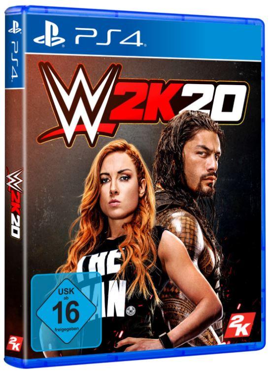 WWE 2K20 – DayOne-Edition [PS4] für nur 24,99 Euro inkl. Versand