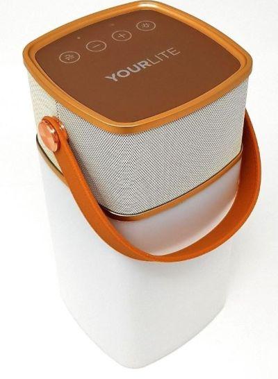 Tragbarer Bluetooth Lautsprecher (portable Lampe, mobile Powerbank) für nur 15,- Euro inkl. Versand