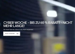 Top! Adidas Cyber Week Sale mit bis zu 65% Rabatt + 20% Gutscheincode
