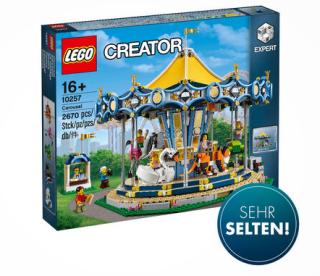 LEGO Creator 10257 Karussell für nur 159,- Euro