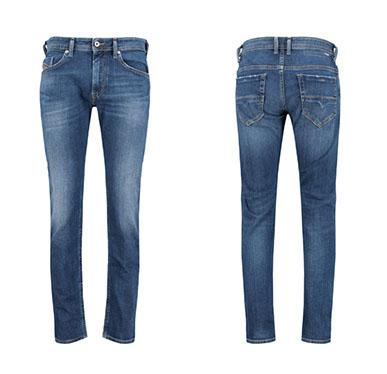 DIESEL Herren Slim Skinny Fit Jeans Thommer 0870F für nur 79,92 Euro inkl. Versand