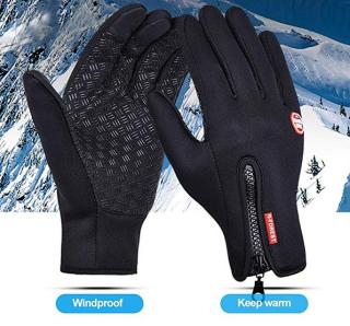 Explopur Winter Touchscreen-Handschuhe für 4,79 Euro bei Amazon