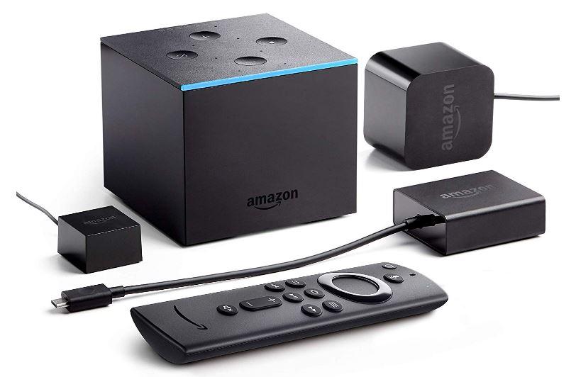 Amazon Fire TV Cube (Zertifiziert und generalüberholt) für nur 47,99€ inkl. Versand