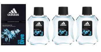 3x Adidas Ice Dive oder 3x Team Force für je nur 12,99 Euro inkl. Versand