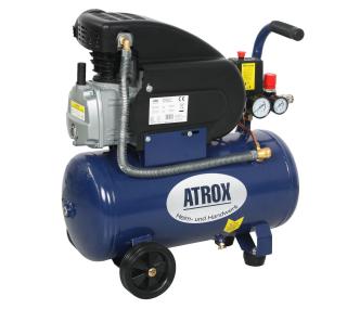 Atrox AY 358 Kompressor (8bar, 155l/min) für nur 79,99 Euro