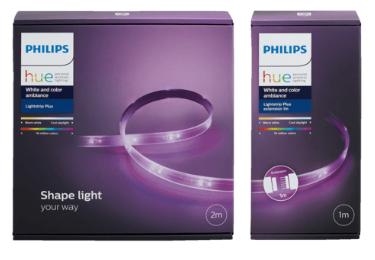 PHILIPS PL24085 Hue Light Strip Plus Basis 1x 2m + 1m Erweiterung für nur 58,48 Euro inkl. Versand