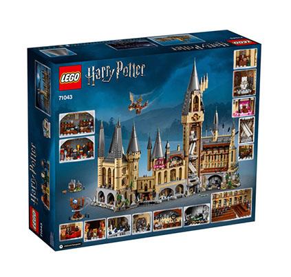 LEGO Harry Potter 71043 Schloss Hogwarts für nur 349,99€ inkl. Versand