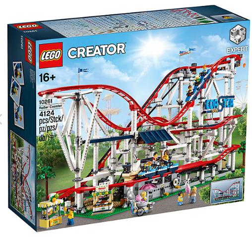 LEGO 10261 Creator: Achterbahn für nur 219,- Euro inkl. Versand