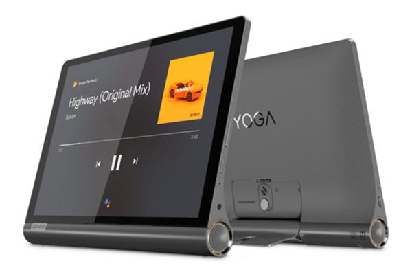 LENOVO Yoga Smart Tab 10,1 Zoll Tablet mit 32 GB Speicher für nur 199,- Euro
