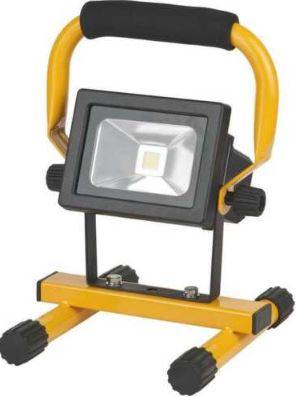 Brennenstuhl Akku Baustrahler IP54 Mobile LED 10W 650lm für 19,99 Euro inkl. Versand