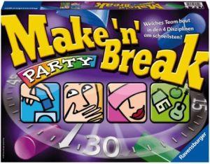 Ravensburger 26575 Make N Break Party für nur 19,99 Euro inkl. Versand