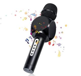 Nasum Karaoke Bluetooth Mikrofon für 11,49 Euro bei Amazon
