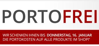 Nur bis Donnerstag portofreie Lieferung bei Druckerzubehoer (ab 29,99 Euro Bestellwert)