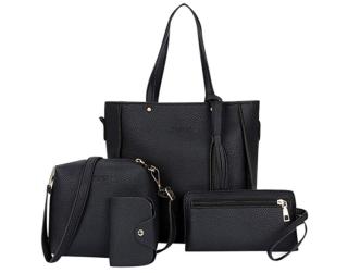 4-teiliges Madmoon Damen-Taschenset für nur 7,20 Euro