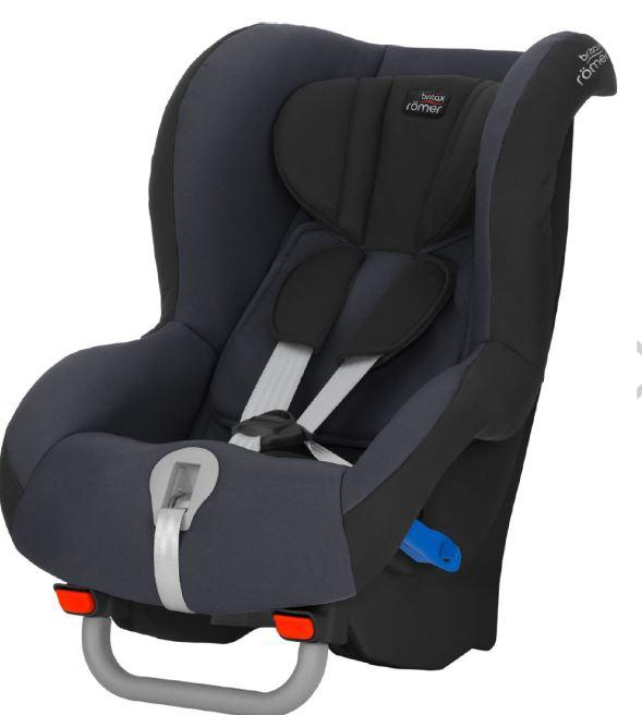 Britax Römer Kindersitz Max-Way Black Series Storm Grey für nur 197,99 Euro inkl. Versand