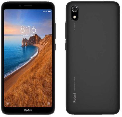 XIAOMI Redmi 7A (16GB, Matte Black, Dual SIM) für nur 69,- Euro bei Bezahlung mit PayDirekt