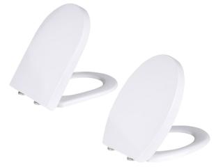 Miomare WC-Sitz Mit geräuschloser Absenkautomatik für nur 12,99 Euro