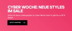 Cyber Woche bei Adidas mit bis zu 50% Rabatt + 20% Gutscheincode