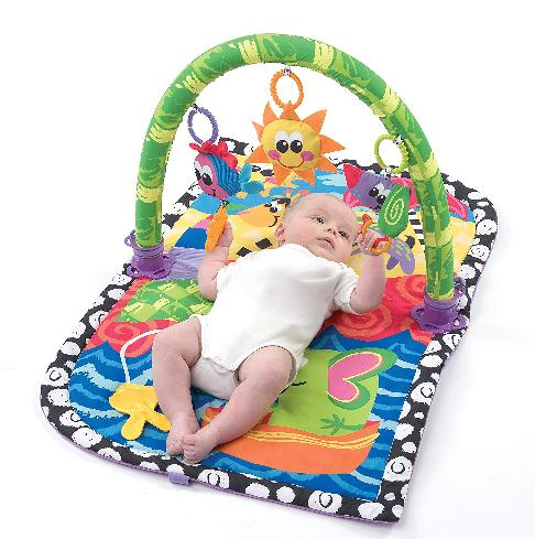 Playgro Baby Krabbeldecke mit Spielbogen für nur 11,11 Euro inkl. Versand