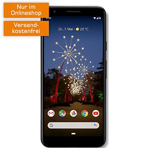 MD Vodafone green LTE mit 6GB Datenvolumen für mtl. 11,99 Euro + GOOGLE Pixel 3a für einmalig 49,- Euro