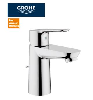GROHE Waschtischarmatur Edge für nur 39,90 Euro im Globus Baumarkt