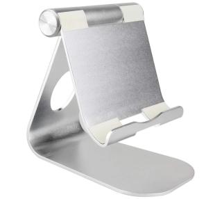 Drehbarer SOONHUA Tablet-Halter aus Aluminium für 9,44 Euro
