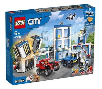 LEGO City 60246 Polizeistation für nur 59,32 Euro inkl. Versand