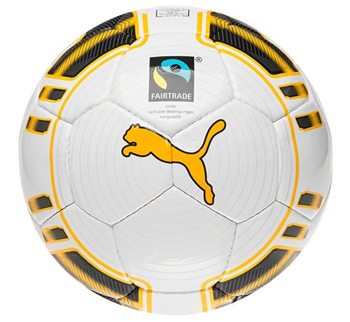 PUMA evoPOWER Fair Trade Fußball (Größe 5) für nur 10,99 Euro inkl. Versand