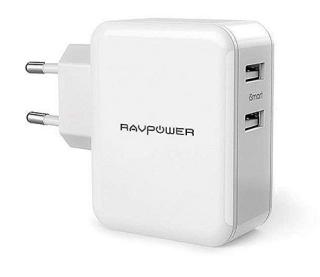 RAVPower RP-PC001 2-Port USB Ladegerät mit 24W für nur