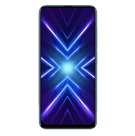 HONOR 9X, Smartphone, 128 GB, Sapphire Blue, Dual SIM für nur 169,- Euro inkl. Versand