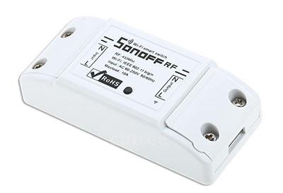 3er-Pack SONOFF 10A WiFi Smart Switch mit Sprachsteuerung für nur 24,99 Euro inkl. Versand