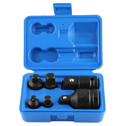 6-teiliger Vierkantschlüssel Adapter-Satz für nur 7,99 Euro bei Amazon