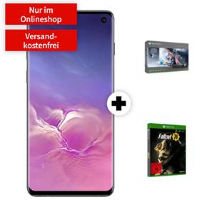 MD Vodafone green LTE mit 10GB Daten für mtl. 26,99 Euro + Galaxy S10 & Xbox One X Star Wars Jedi & Bethesda Fallout 76 nur 99,- Euro