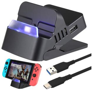 Zacro Dockingstation für Nintendo Switch mit Kühlung für 15,92 Euro inkl. Prime-Versand