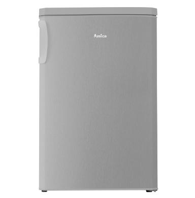Amica KS 361 110 E Kühlschrank mit Gefrierfach in Edelstahl-Optik für nur 185,- Euro inkl. Versand