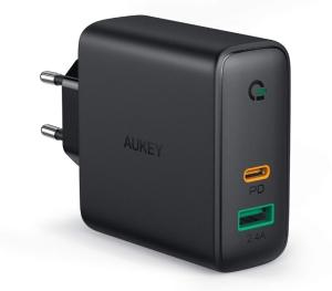 AUKEY PA-D3 USB-C Ladegerät mit 60W für 26,72 Euro statt 49,99 Euro bei Amazon