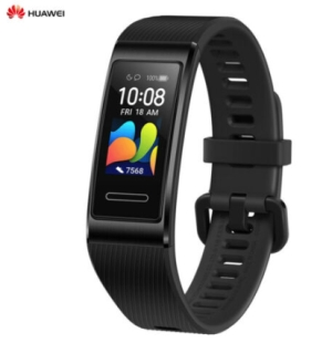 HUAWEI Band 4 Pro Fitnesstracker mit GPS und Herzfrequenzmesser nur 61,99 Euro