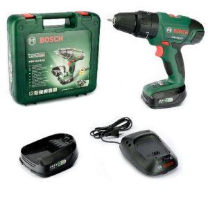 Bosch Schlagbohrmaschine (PSB 14,4 LI Akku) für nur 99,- Euro inkl. Versand