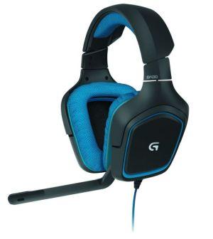 Logitech G430 7.1 Surround Sound Gaming Headset für nur 48,99 Euro inkl. Versand