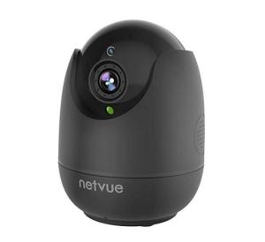 VueBell 1080P Indoor WLAN Überwachungskamera für 32,89 Euro statt 46,99 Euro