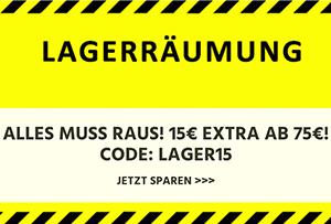 15,- Euro Rabatt auf das gesamte Sortiment bei Jeans-Direct (75,- Euro Mindestbestellwert)