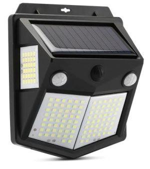 Utorch 160 LED Solar Lampe für nur 8,23 Euro inkl. Versand