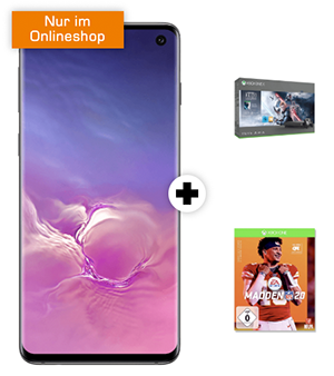 Knaller! MD green LTE mit 6GB Daten für mtl. 26,99 Euro + Samsung Galaxy S10 & Xbox One X Star Wars Jedi Bundle & Madden NFL 20 nur 1,- Euro