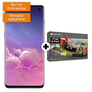 Top! MD Telekom Magenta Mobil S mit 6GB Daten für mtl. 29,95 Euro + Galaxy S10 & Xbox One X Forza Horizon 4 LEGO Speed Champion Bundle für 29,- Euro