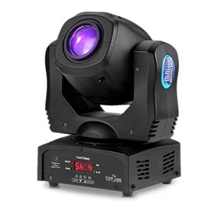 2x Tomshine 80W LED Moving Heads für nur 158,99 Euro inkl. Versand