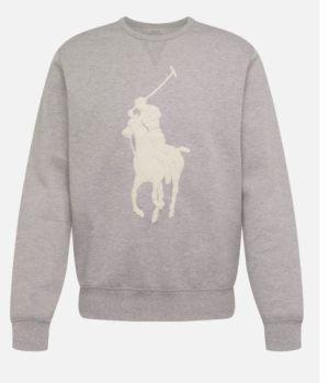 Polo Ralph Lauren Sweatshirt (grau) für nur 80,91 Euro inkl. Versand