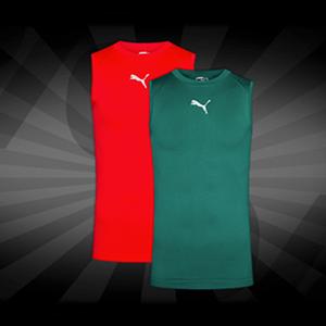 PUMA Bodywear SL Funktions Shirt Pro Vent Baselayer für nur 8,39 Euro inkl. Versand