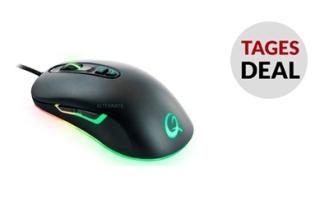 QPAD DX-30 Gaming-Maus für 26,89 Euro inkl. Versand