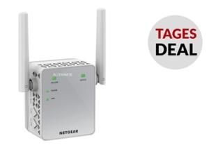 Netgear EX3700 Repeater für 26,88 Euro inkl. Versand